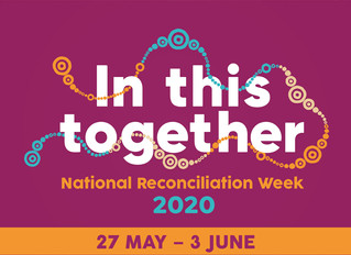 RECONCILIATION WEEK GOES ONLINE AT IWC