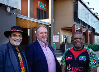 IWC takes out top Reconciliation award