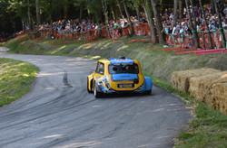 course de côte de Bettant 2017