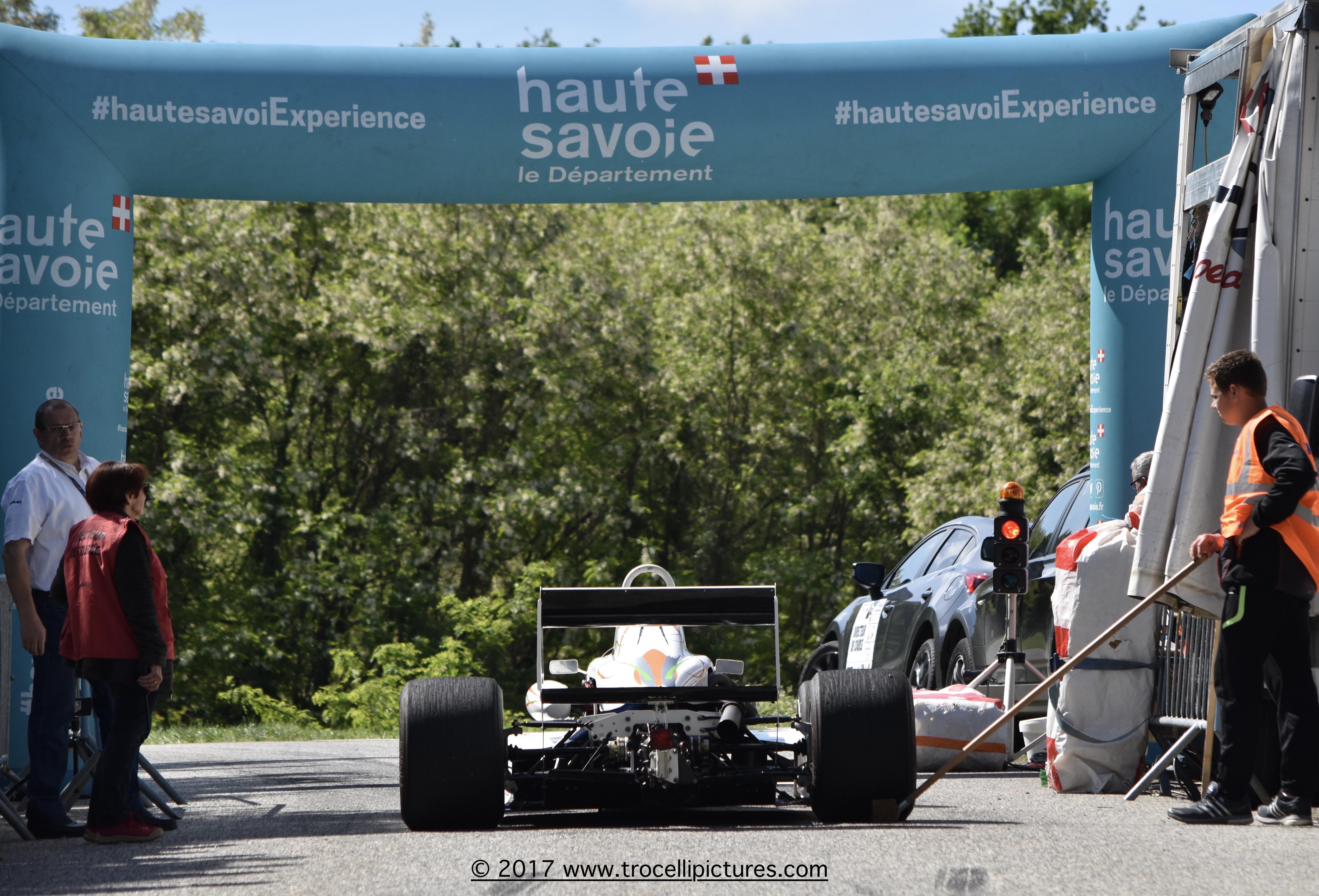 Course de côte de Seyssel 2017