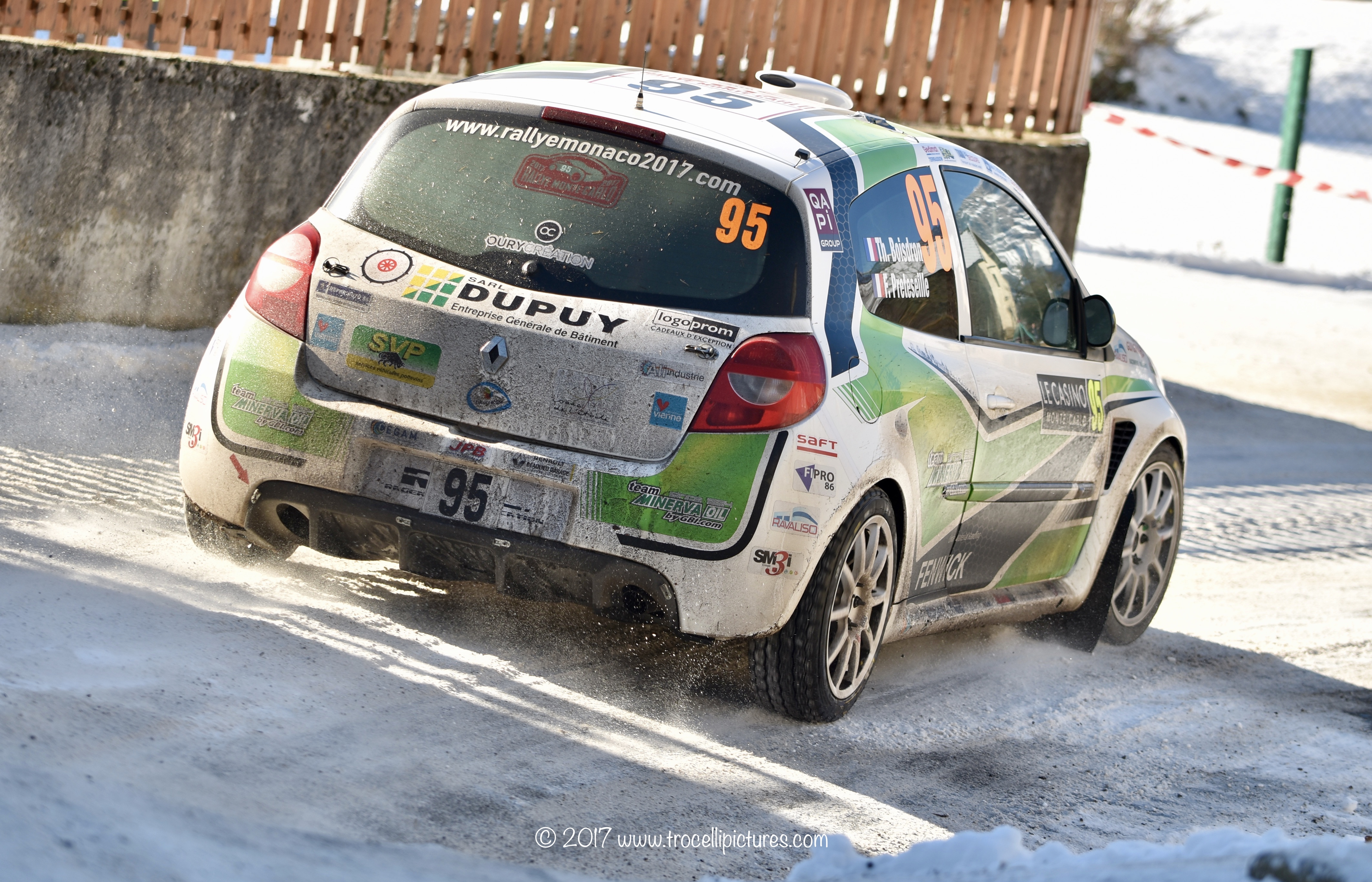 Rallye Monté Carlo 207
