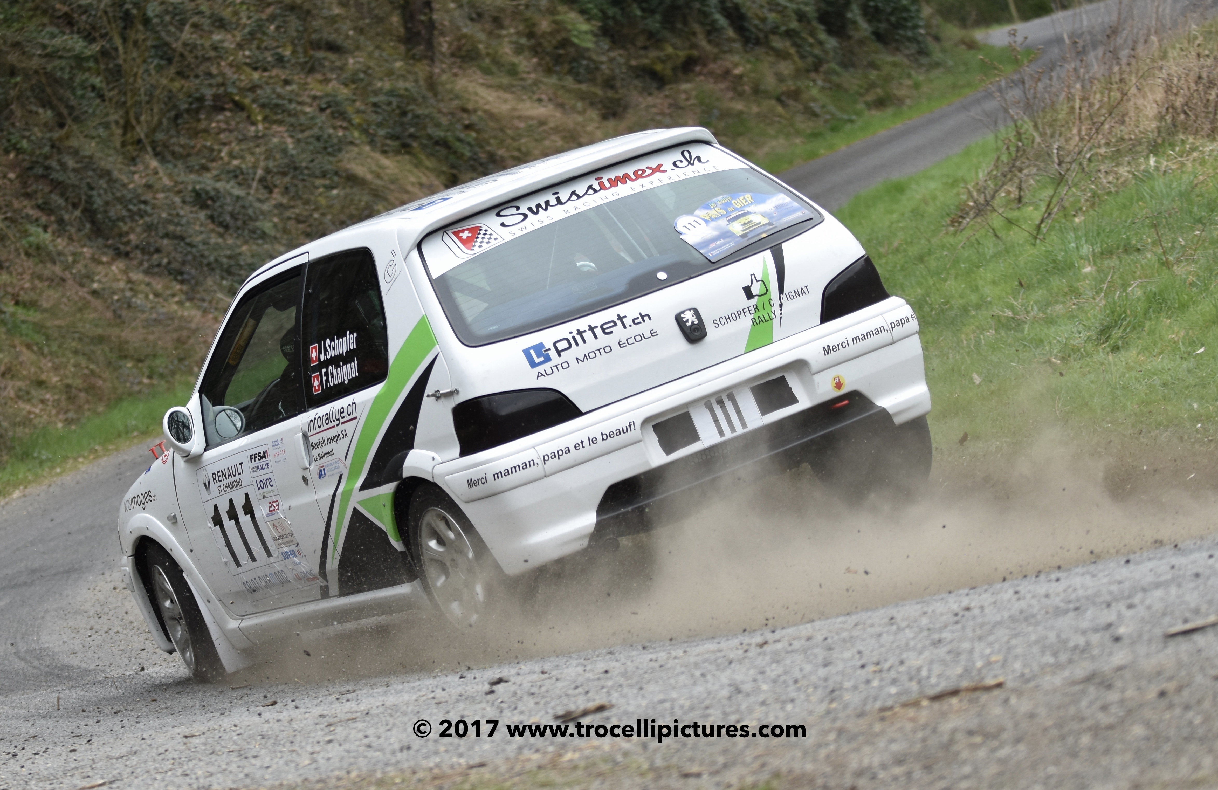 Rallye du Pays du Gier 2017