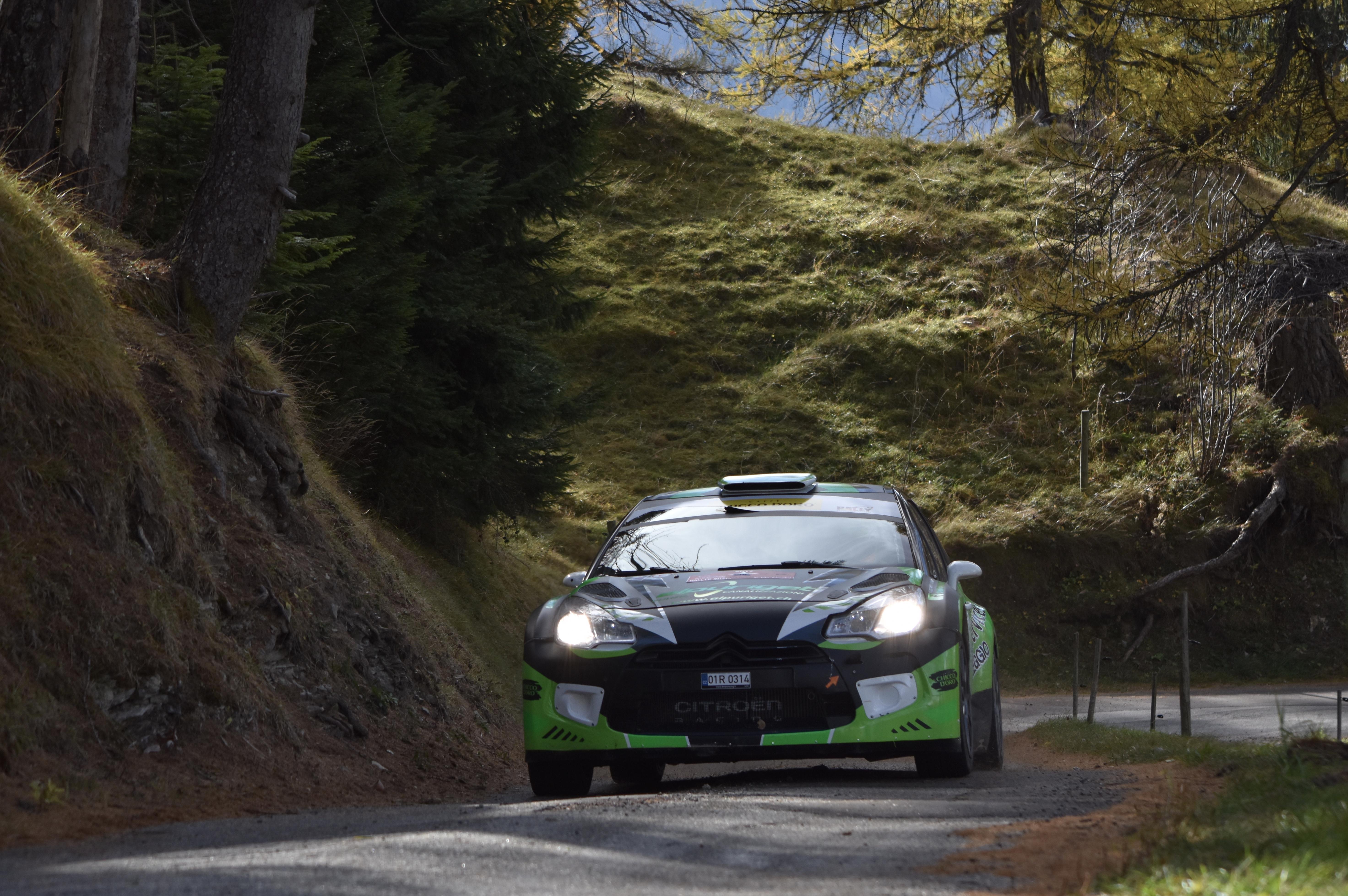 Rallye du Valais 2017