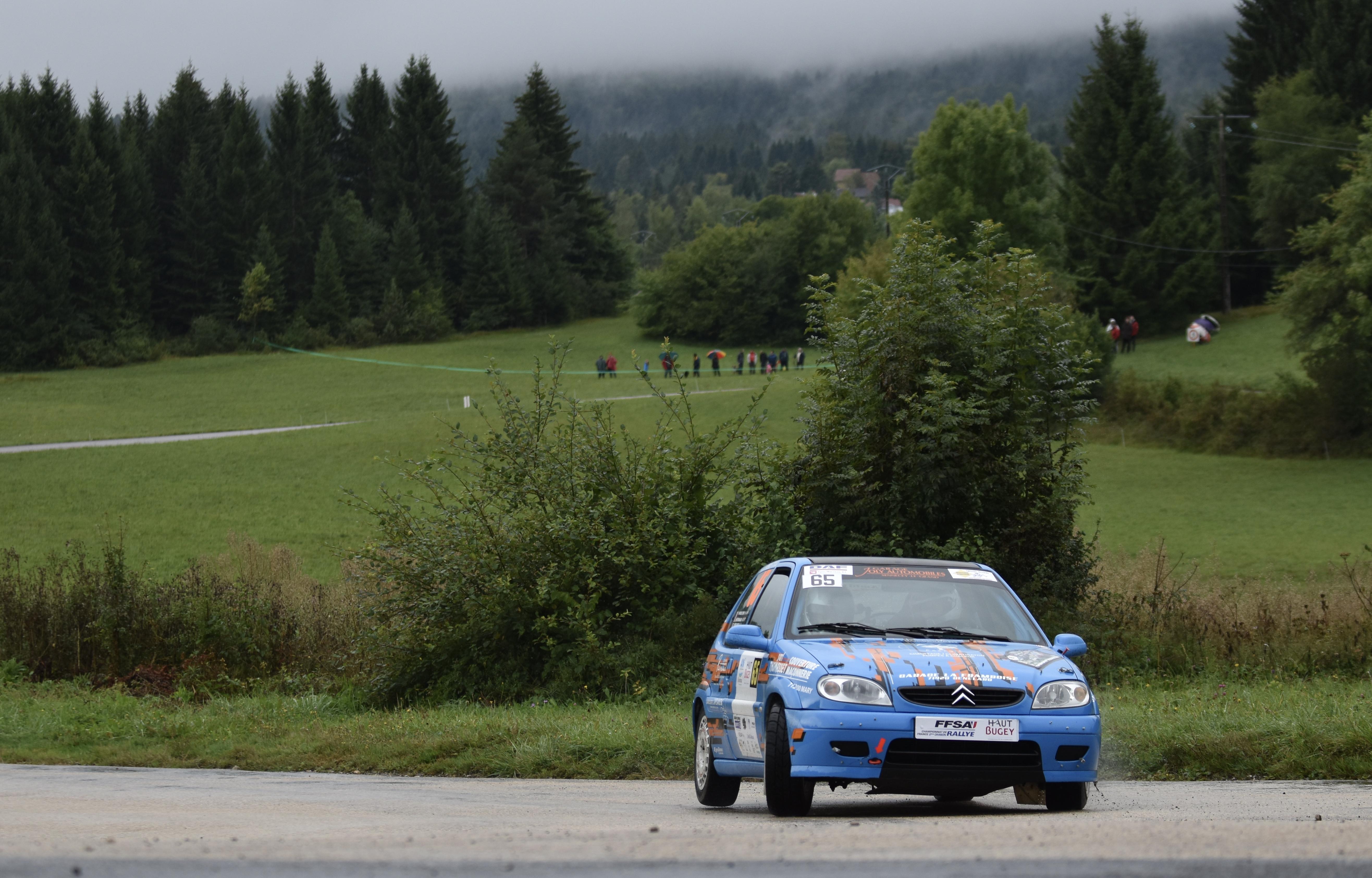 Rallye Ain Jura 2017