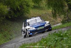 Rallye du Beaufortain 2017