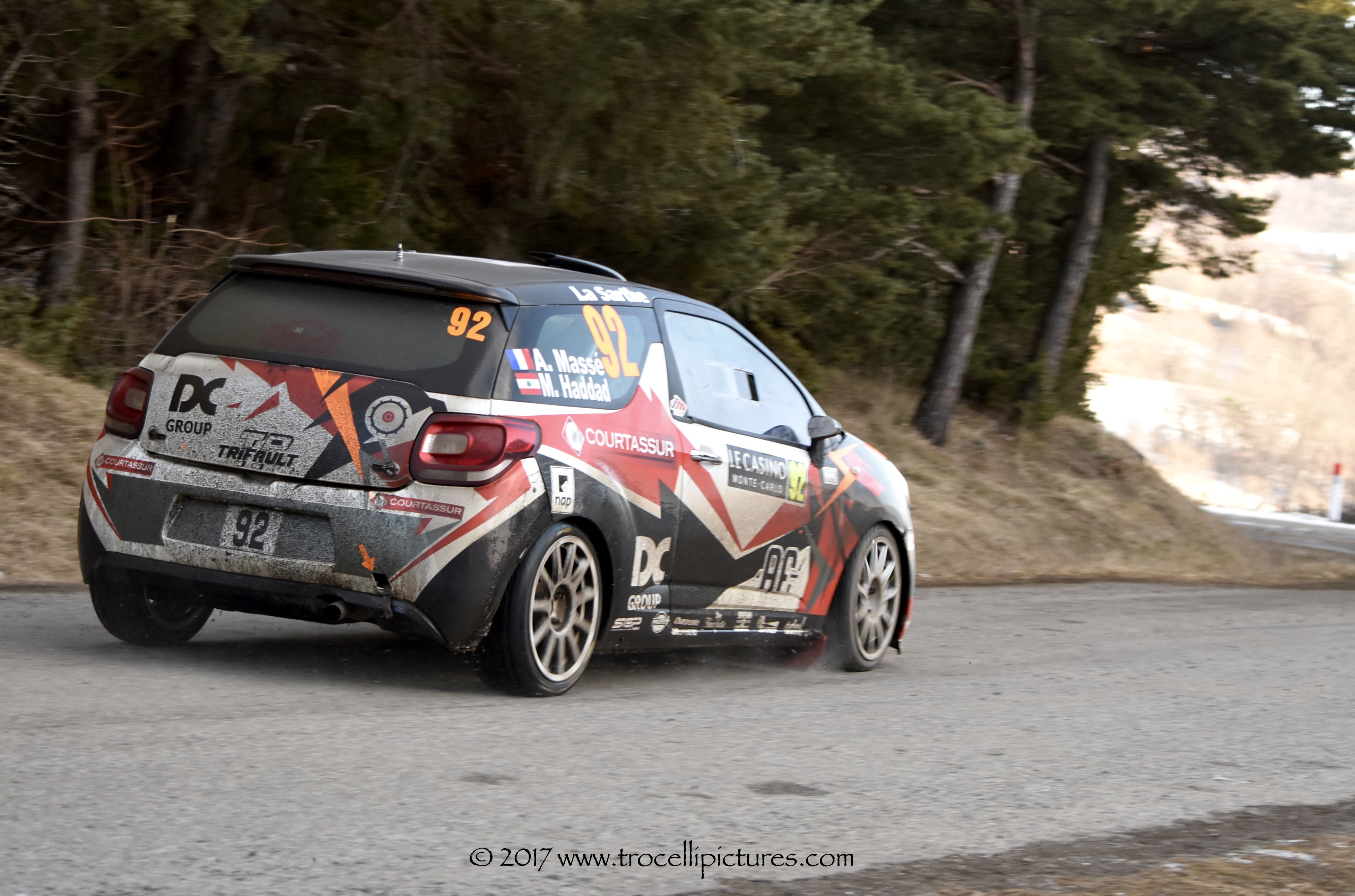 Rallye Monté Carlo 2017