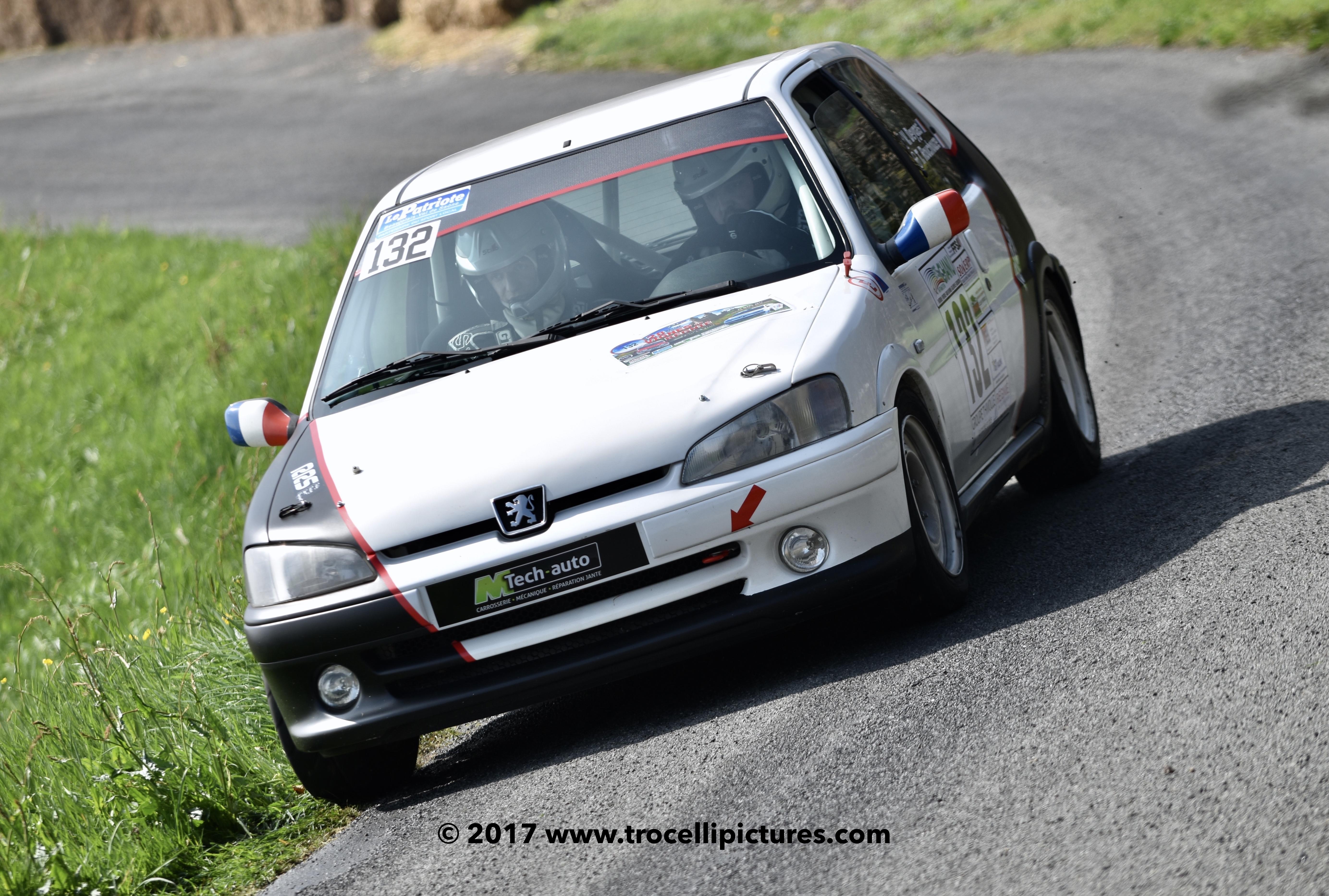 Rallye des vignes de Régnié 2017