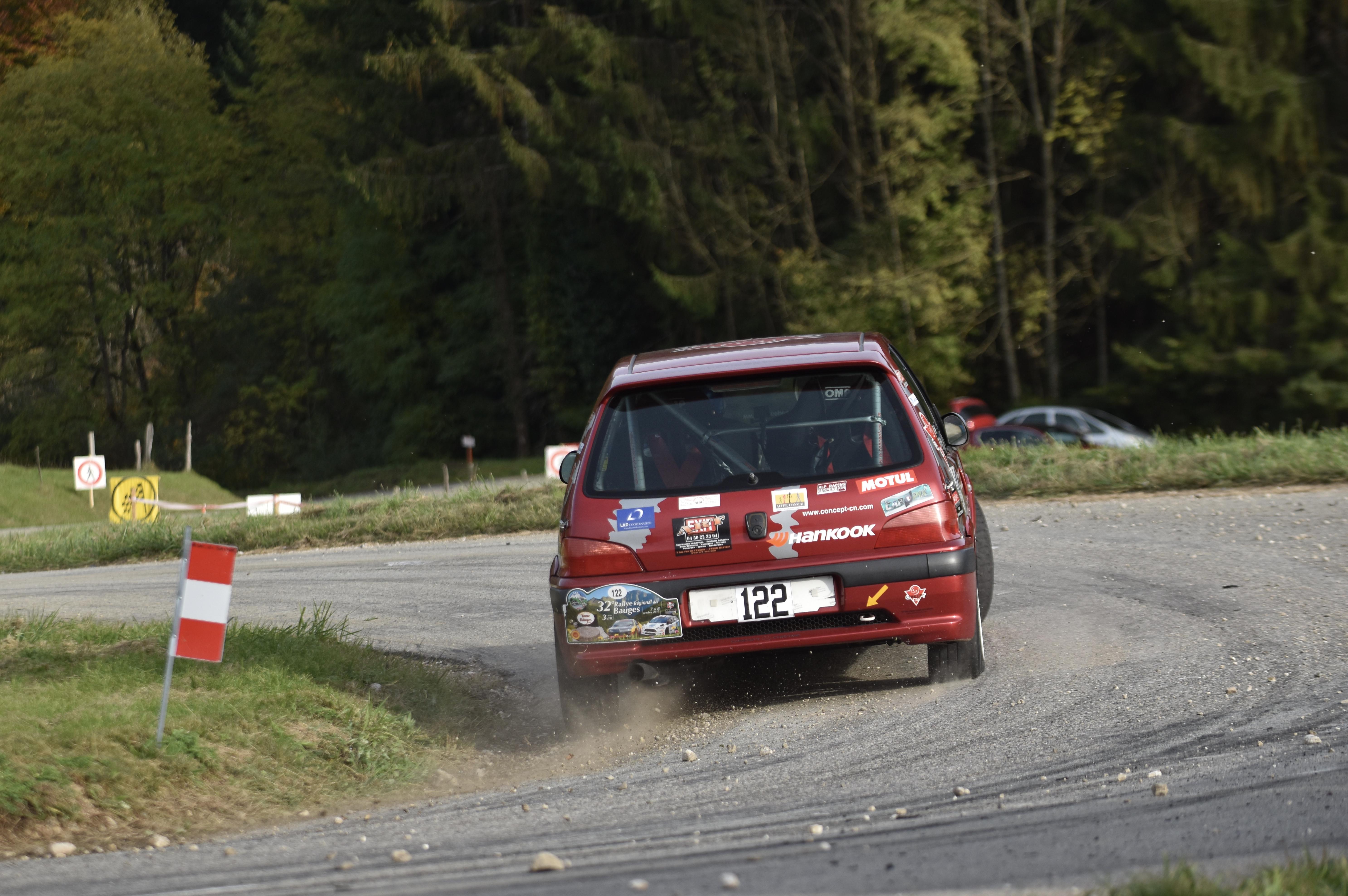 Rallye des Bauges 2017