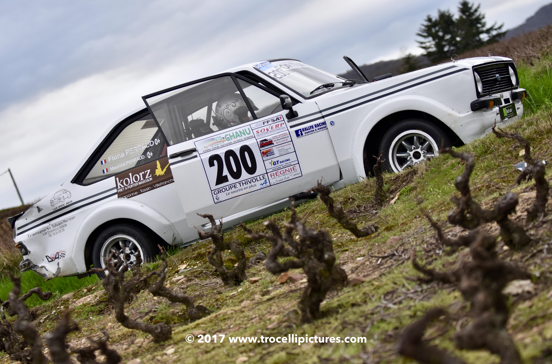 Rallye des vignes de Régnié