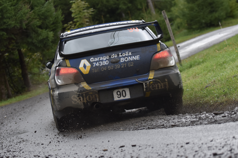 Rallye du Mont-Blanc 2017