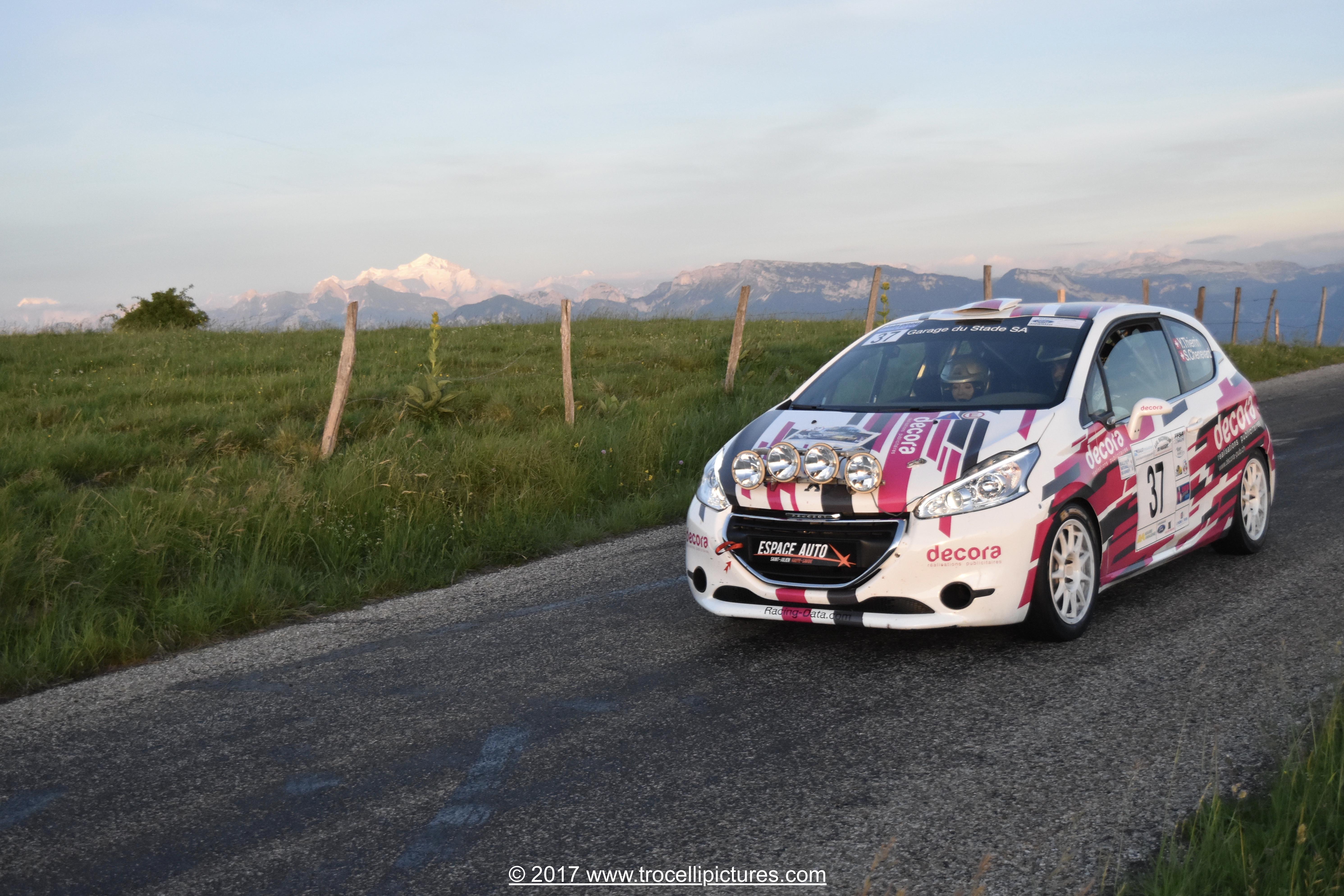 Rallye des Bornes 2017