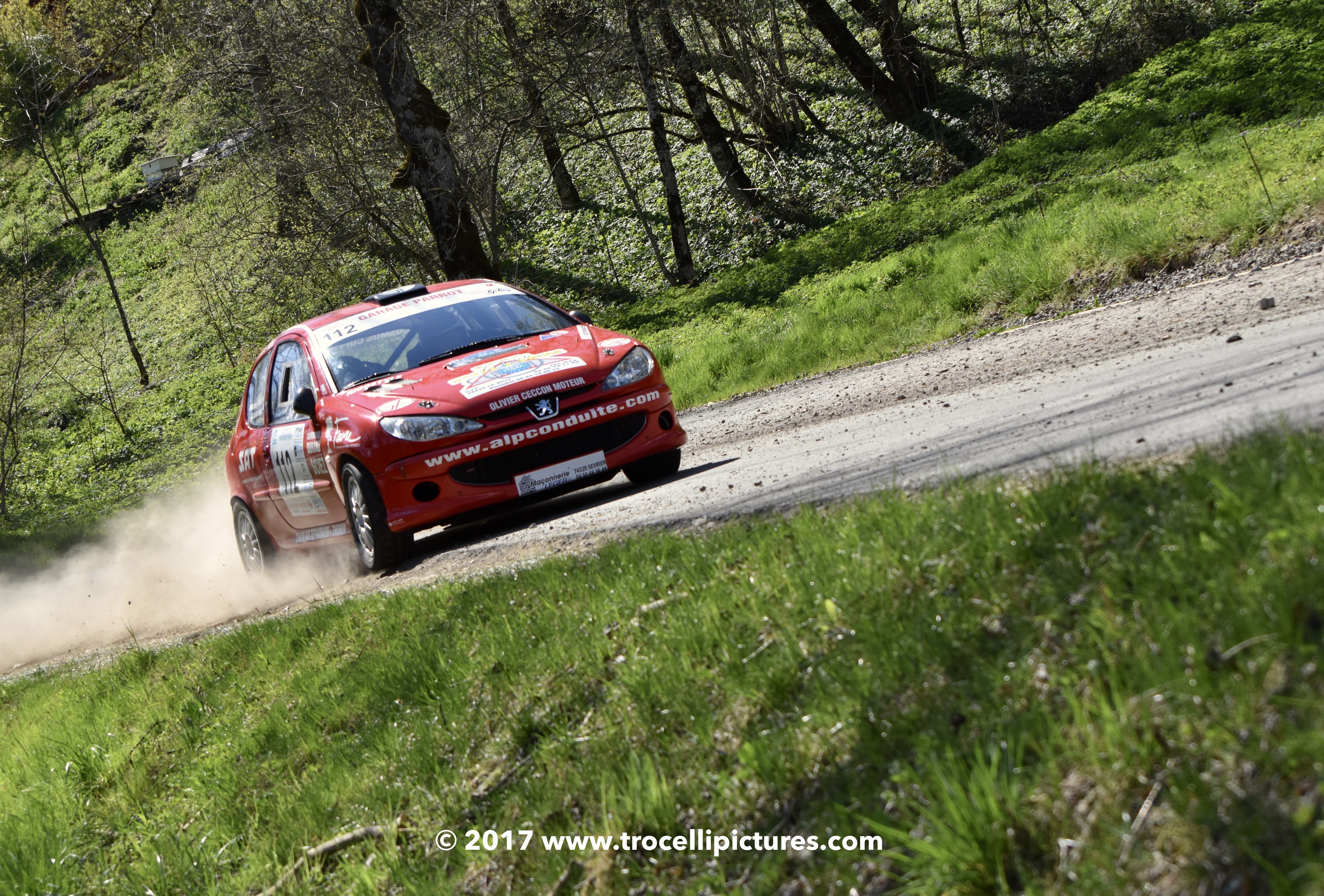 Rallye du Pays de Faverges 2017