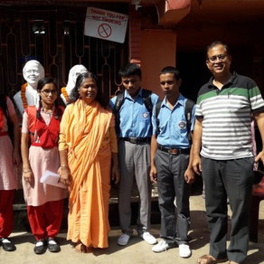 Visually Challenged students make 'Voice of World' by clearing Secondary Exams with flying colours