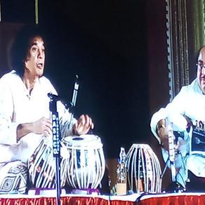 Underprivileged Students taken for concert of Ustad Zakir Hussain at Nazrul Manch