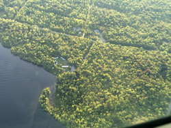 View from the air