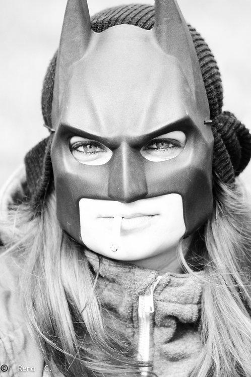 Smokin' Batman