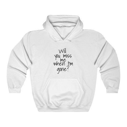 WYMMWIG Hooded Sweatshirt (white)