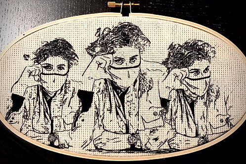 Embroidery Art by KT Copilot