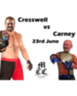 Cresswell vs Carney