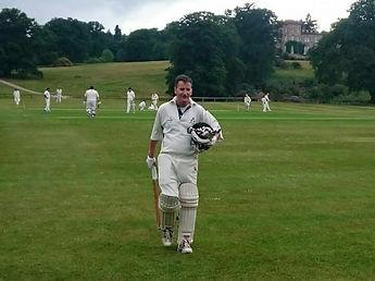 Mossle Cricket Club Player