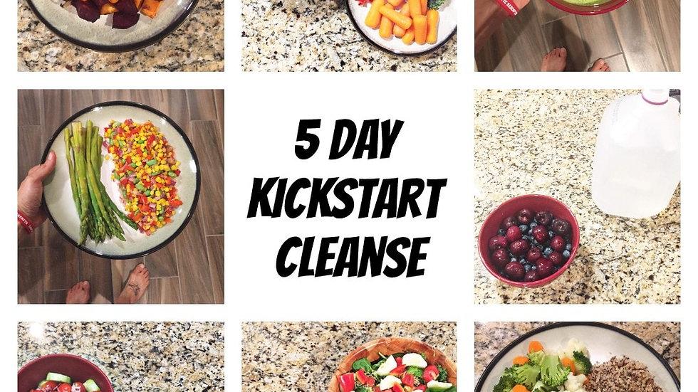 5 Day Kickstart Cleanse