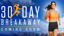 30 Day Breakaway: New Running/Lifting Program