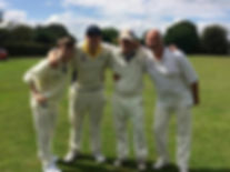 Mossley Cricket Club Members