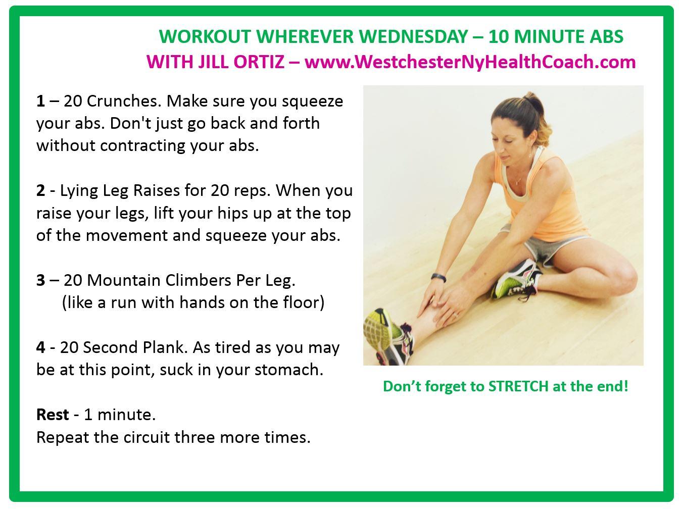 Workout Wherever Wednesday - 6.JPG