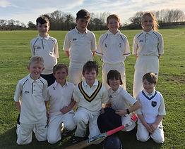 Mossley Cricket Club U11s