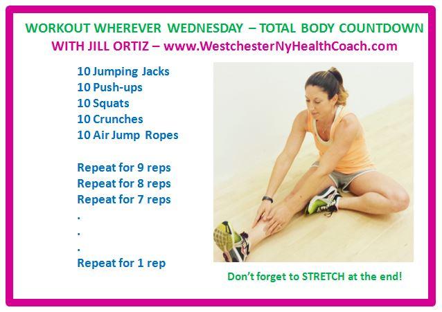 Workout Wherever Wednesday - 1.JPG