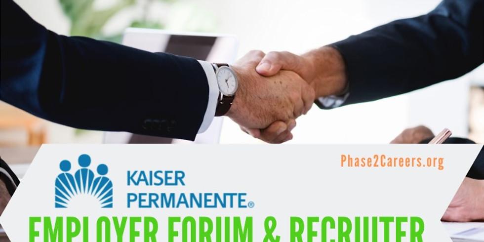Employer Highlight: Kaiser Permanente
