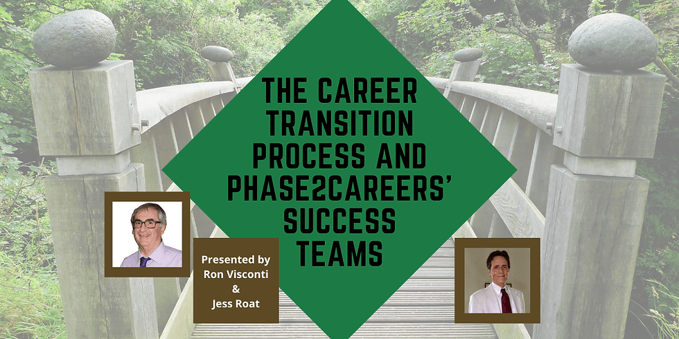 The Career Transition Process and Success Teams