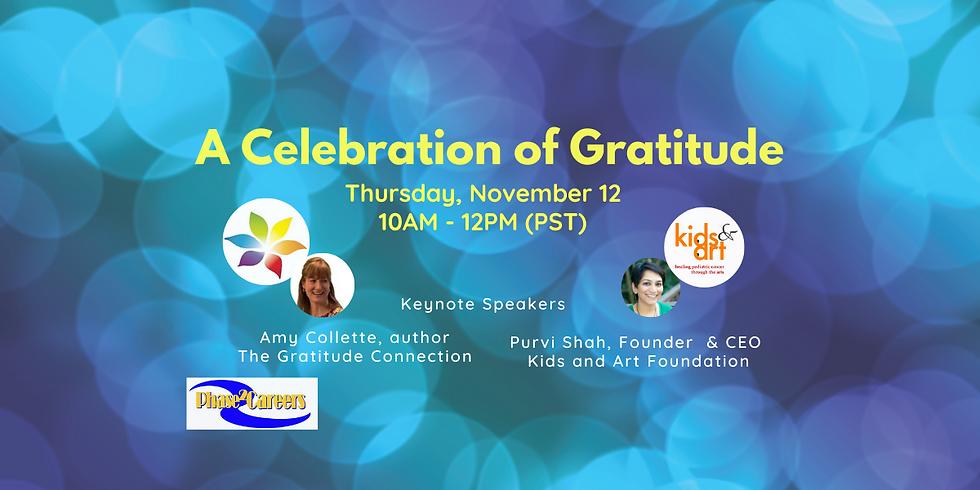 Phase2Careers' Celebration of Gratitude