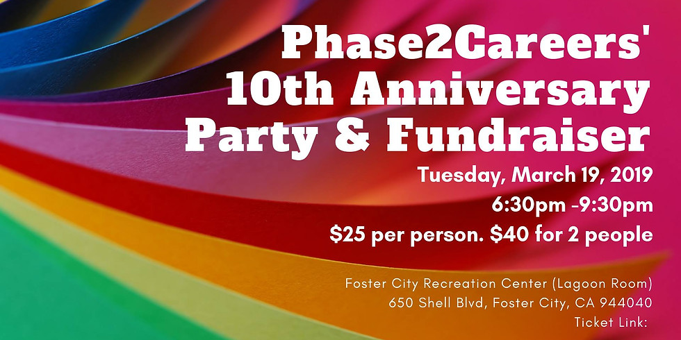 Party and Fundraiser