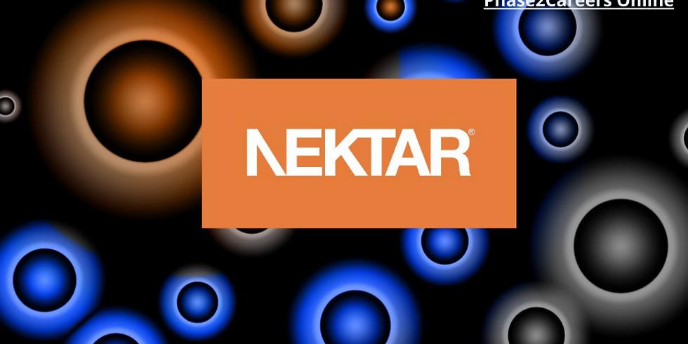 Career Opportunities with Nektar Therapeutics