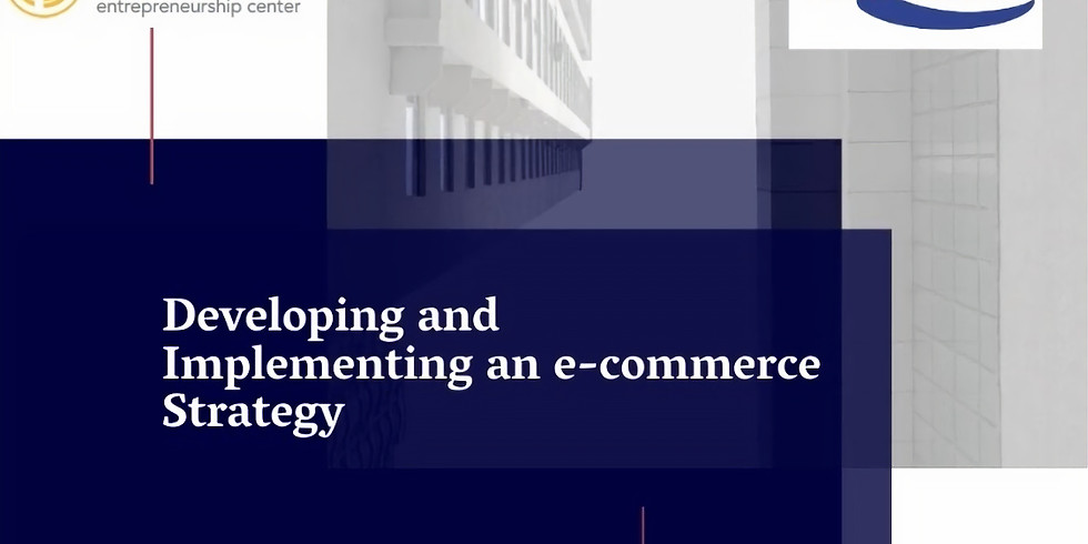 Developing and Implementing an e-Commerce Strategy
