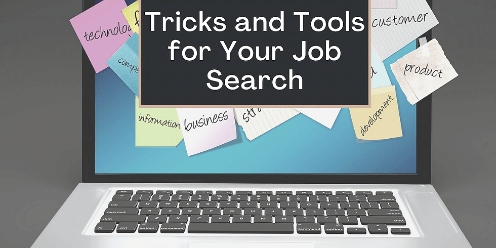 Tricks and Tools for all Job Seekers