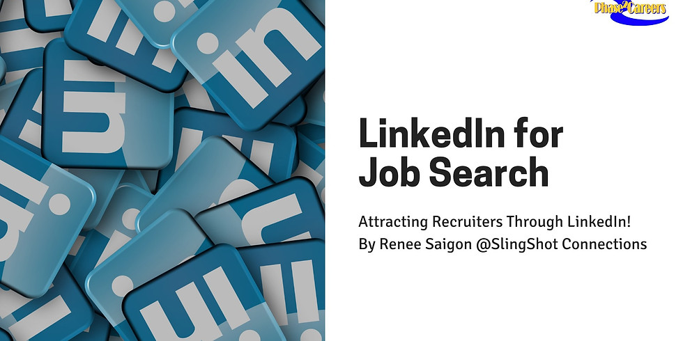 LinkedIn for Your Job Search