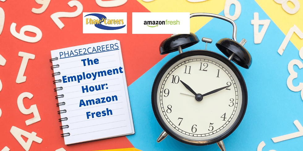 Learn about career opportunities with Amazon Fresh.