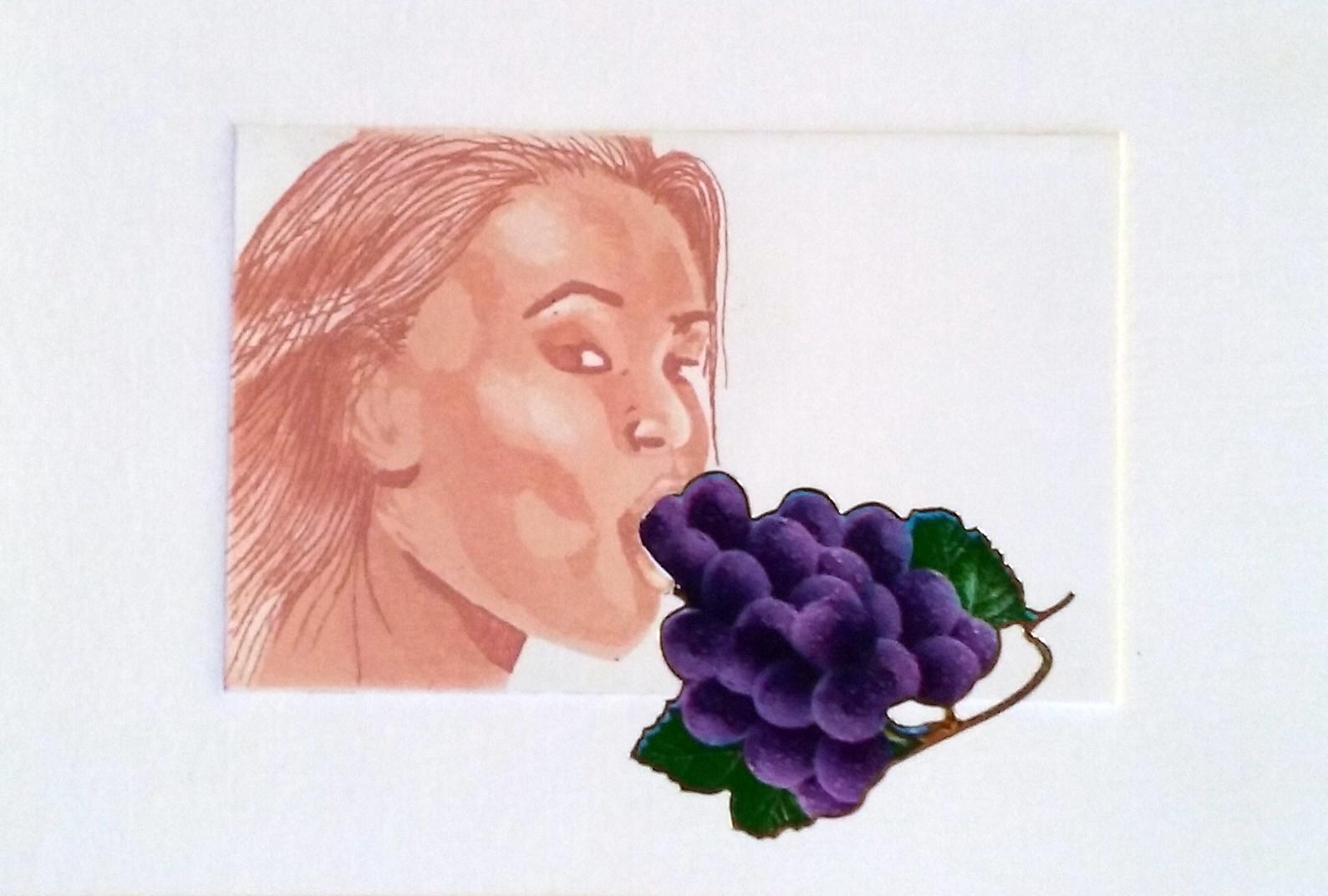 É de uva