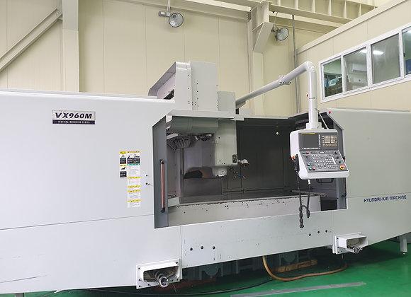현대위아 2011년식 9호반 머시닝센터 VX960M
