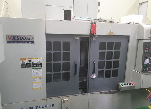 현대위아 2011년식 5호 BT50 머시닝센터 VX500/50