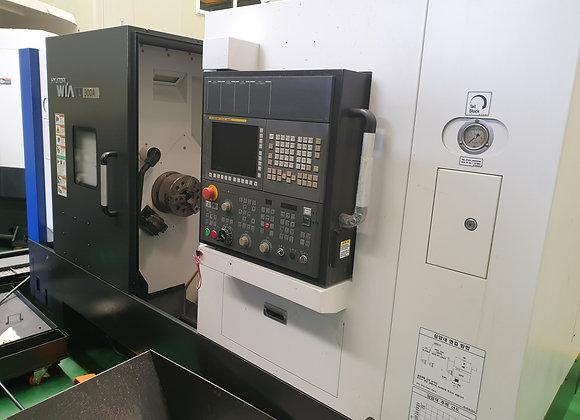현대위아 2017년식 10인치 CNC선반 L300A