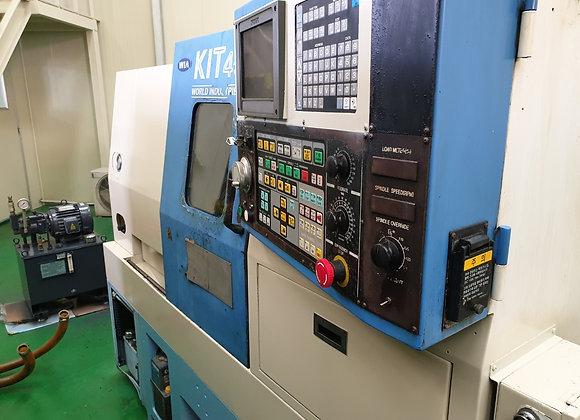 현대위아 2003년식 6인치 CNC선반 KIT450