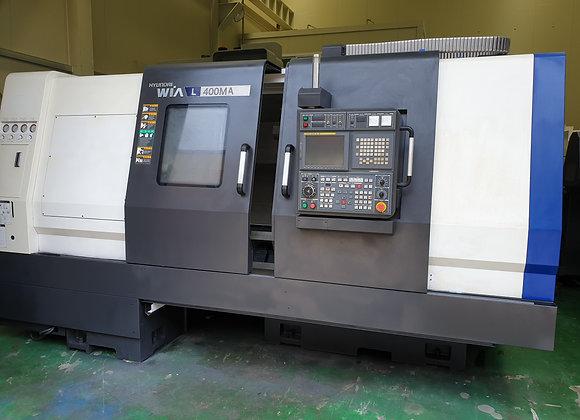 현대위아 2013년식 12인치 턴밀CNC선반 L400MA