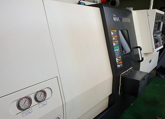 현대위아 2012년식 6인치 턴밀CNC선반 L150LMA