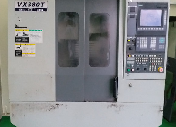 현대위아 2007년식 21000RPM 탭핑센터 VX380T
