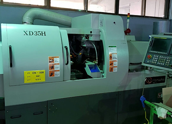 한화 2011년식 35형 CNC자동선반 XD35H