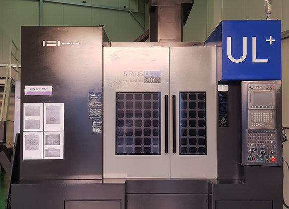 화천 2011년식 6호 20000RPM 금형용 고속가공기 SIRIUS-UL+