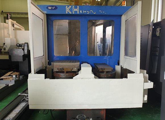 현대위아 2004년식 5호호리존탈 머시닝센터 KH50G
